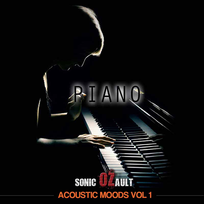 Acoustic Moods Vol 1 Piano