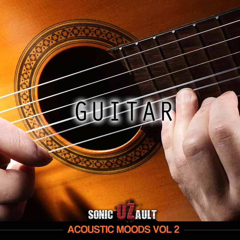 Acoustic Moods Vol 2 Guitar