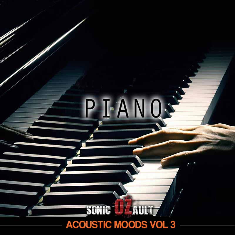 Acoustic Moods Vol 3 Piano