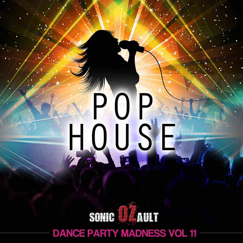 Dance Party Madness Vol 11 Pop House