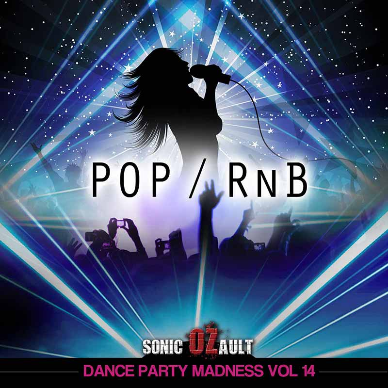 Dance Party Madness Vol 14 Pop RnB
