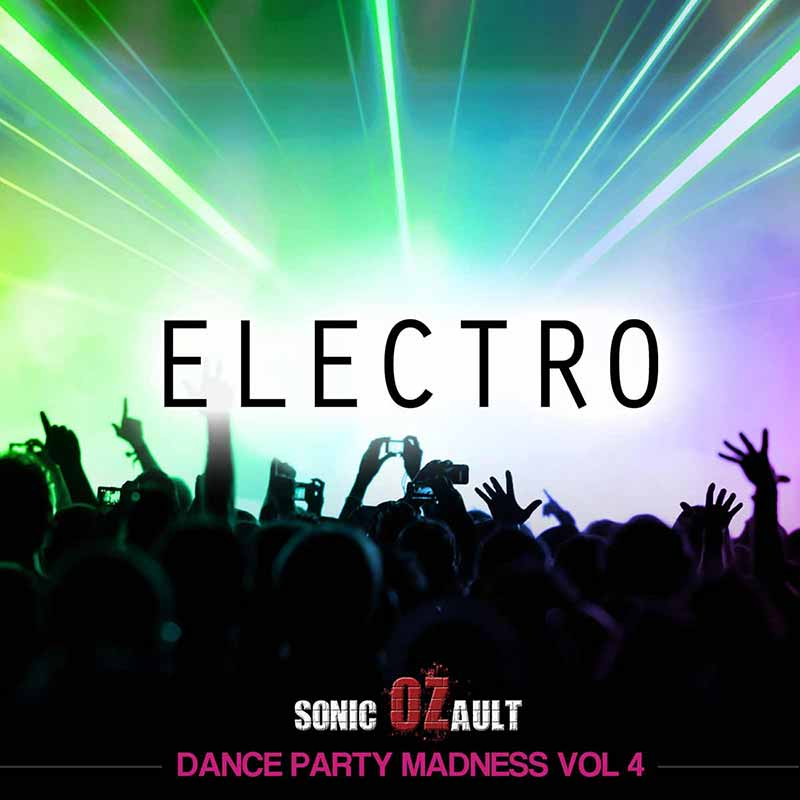 Dance Party Madness Vol 4 Electro