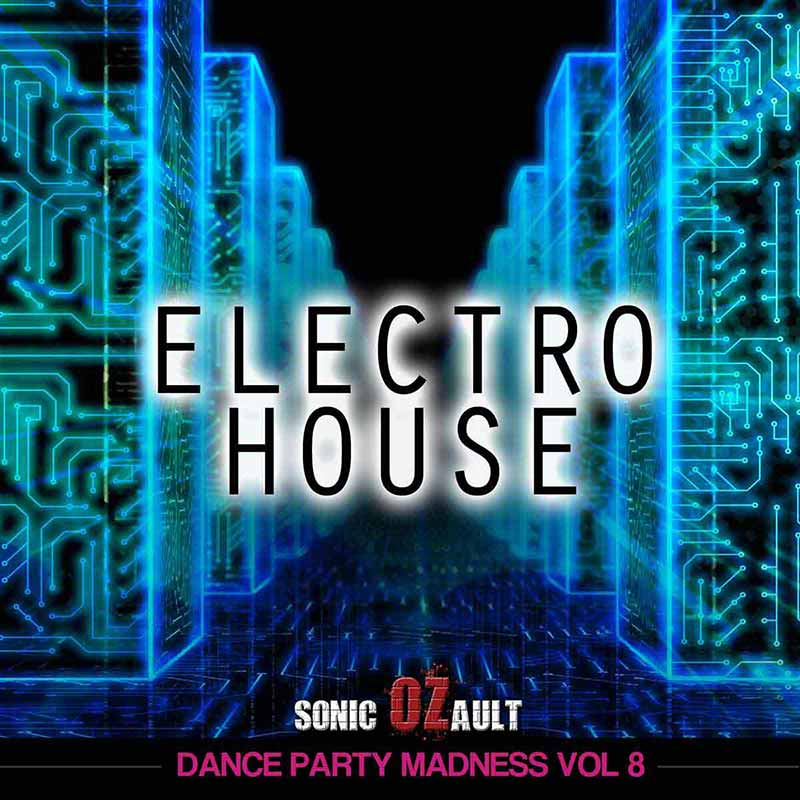 Dance Party Madness Vol 8 Electro House