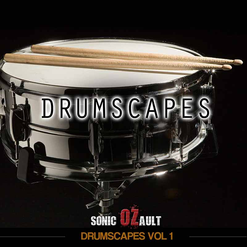 Drumscapes Vol 1