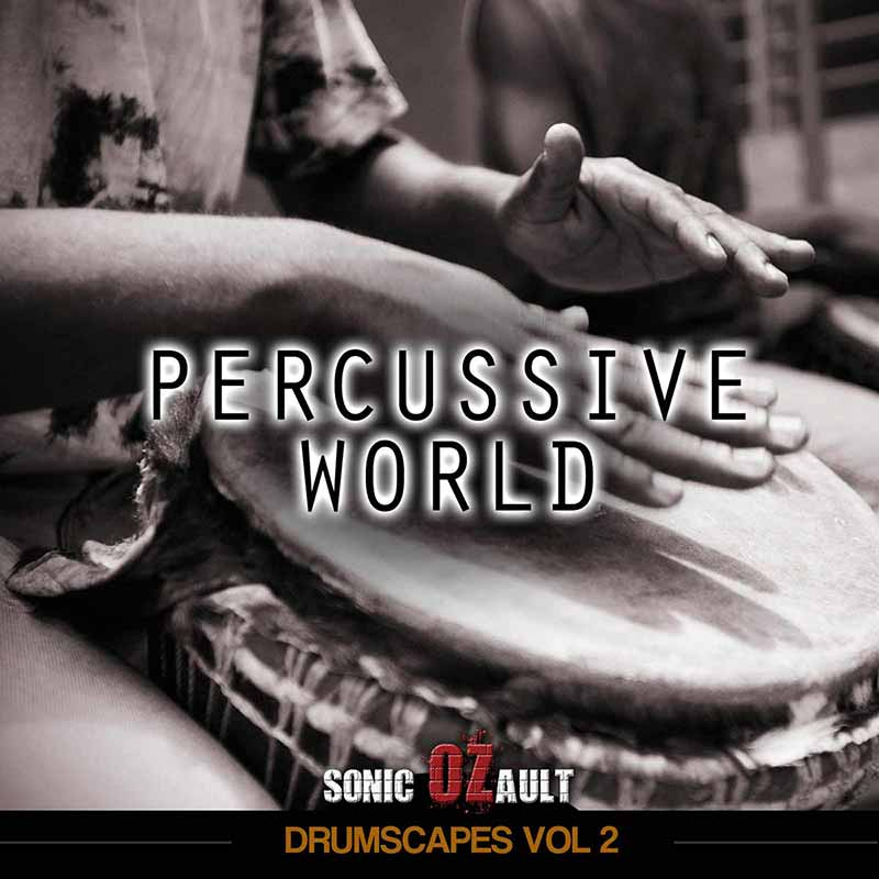 Drumscapes Vol 2 Percussion World