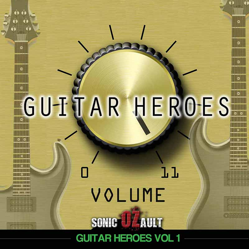 Guitar Heroes Vol 1 (DOUBLE ALBUM)