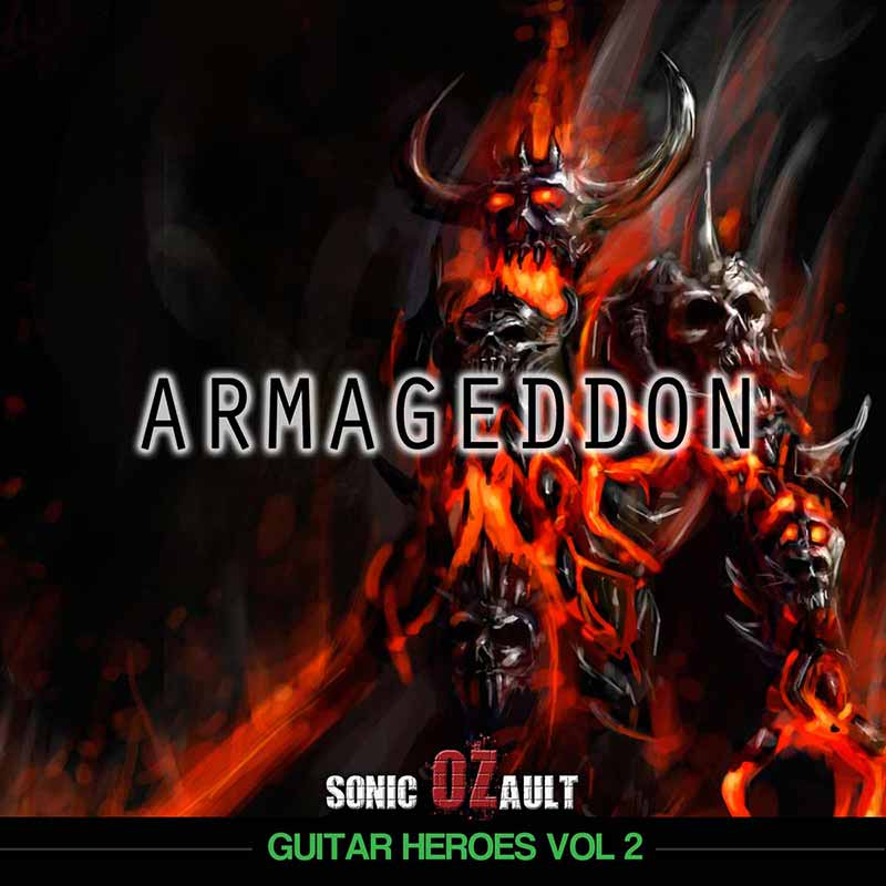 Guitar Heroes Vol 2 Armageddon