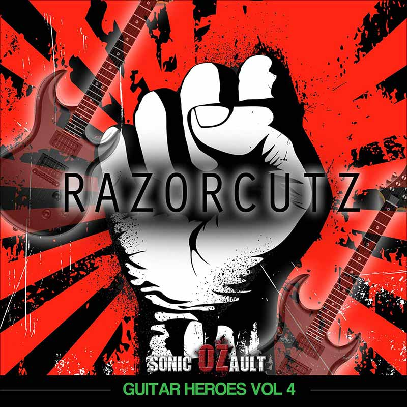 Guitar Heroes Vol 4 Razorcutz (DOUBLE ALBUM)