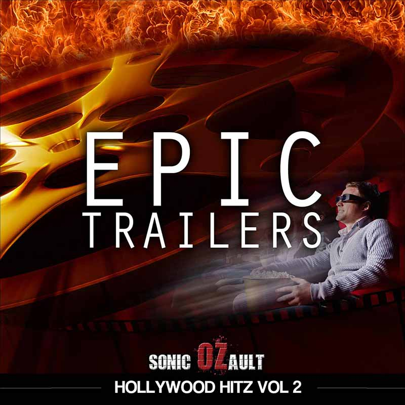 Hollywood Hitz Vol 2 Epic Trailers (DOUBLE ALBUM)