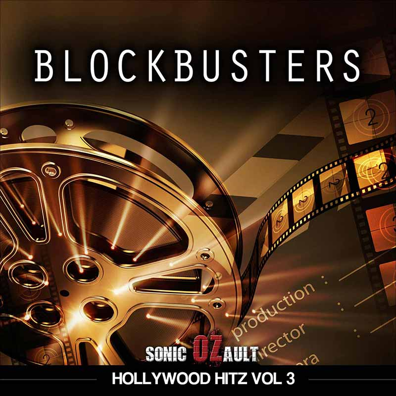 Hollywood Hitz Vol 3 Blockbusters (DOUBLE ALBUM)