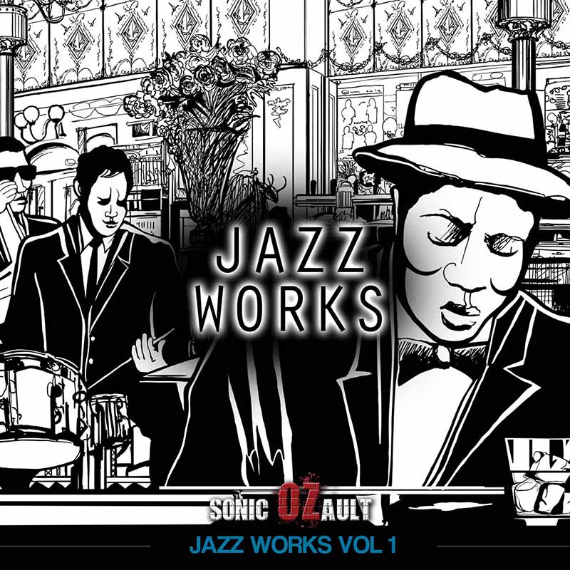 Jazz Works Vol 1 (DOUBLE ALBUM)