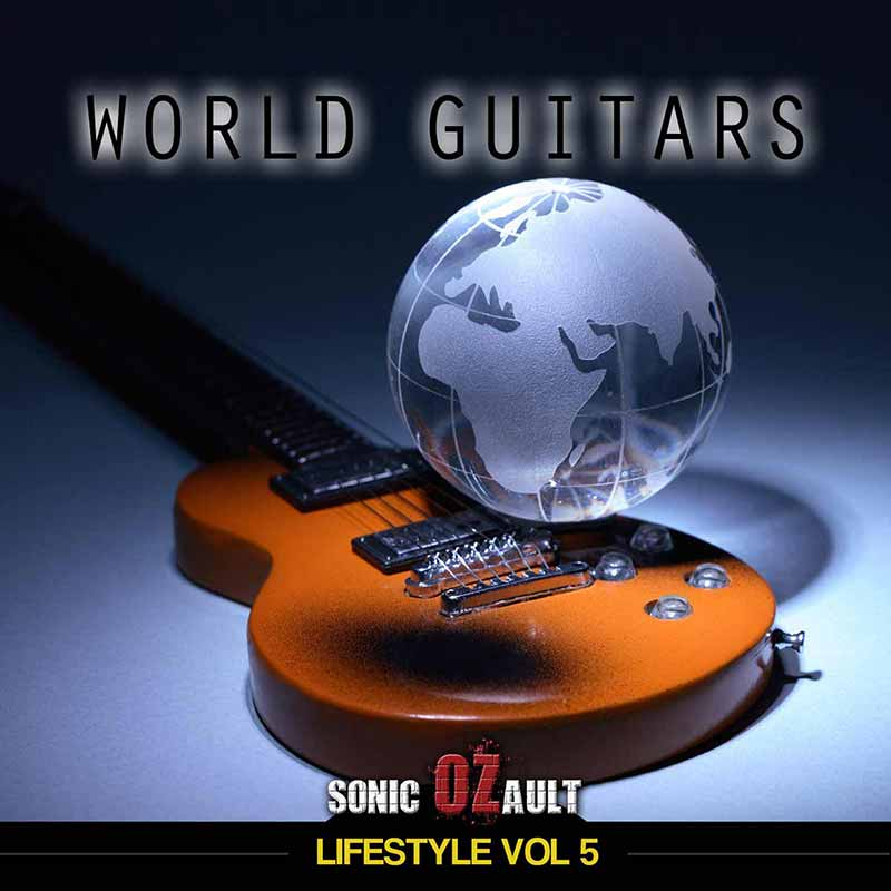 Lifestyle Vol 5 World Guitars (DOUBLE ALBUM)