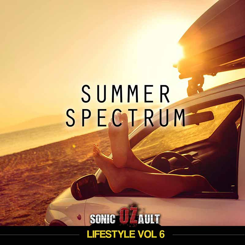 Lifestyle Vol 6 Summer Spectrum