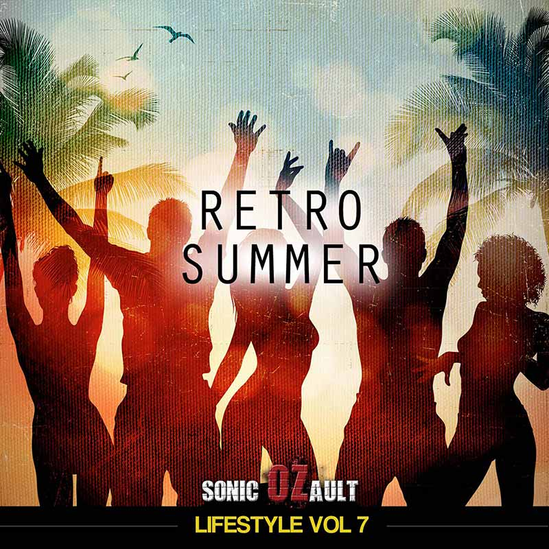 Lifestyle Vol 7 Retro Summer
