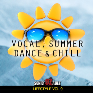 Lifestyle Vol 9 Vocal, Summer, Dance and Chill