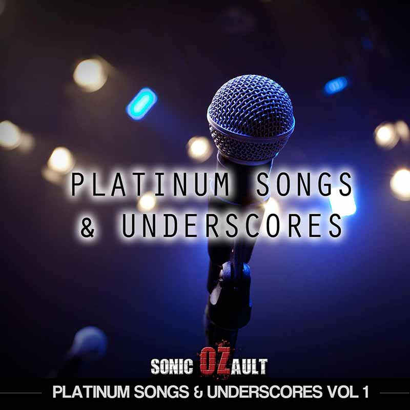 Platinum Songs and Underscores Vol 1