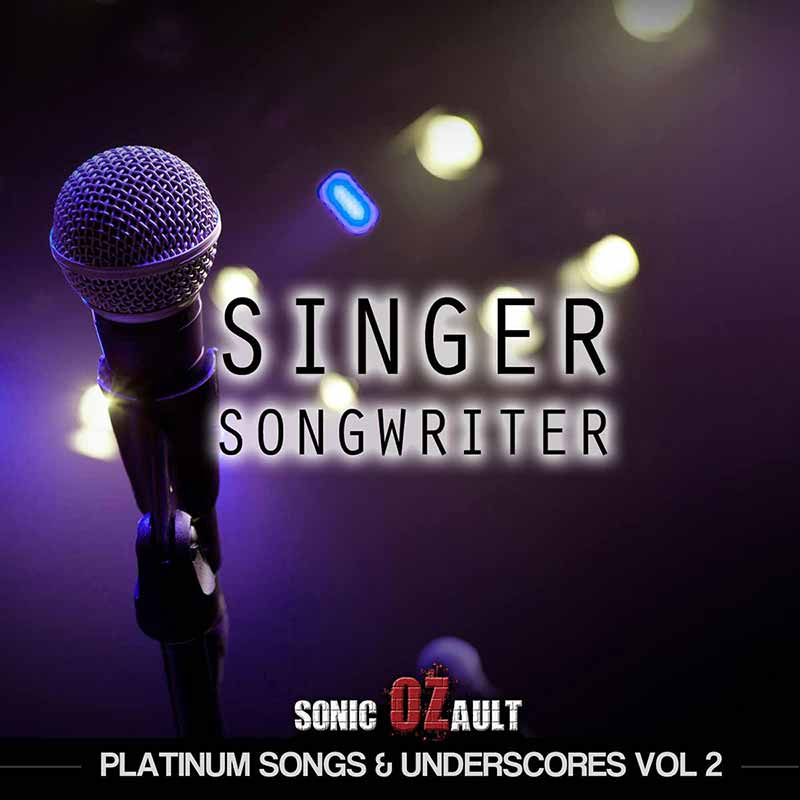 Platinum Songs and Underscores Vol 2 Singer Songwriter