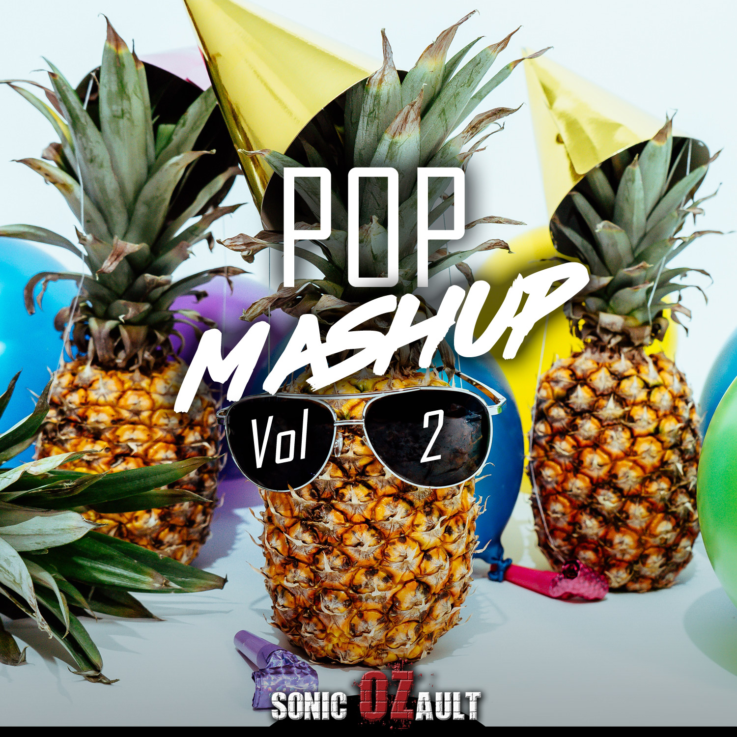 Pop Mashup Vol. 2