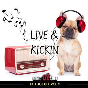 Retro Box Vol 2 Live & Kickin