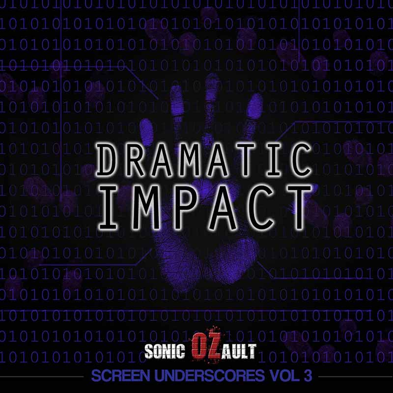 Screen Underscores Vol 3 Dramatic Impact (DOUBLE ALBUM)